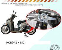 PUSH & BLOCK: Κλειδαριά στάντ Honda SH350 – Forza 350 2021