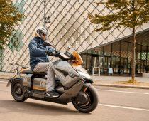 BMW CE 04: Στην παραγωγή το ηλεκτρικό mega scooter