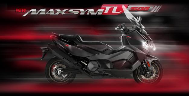 MAXSYM TL 508: Έρχεται τον Αύγουστο στην Ελλάδα!