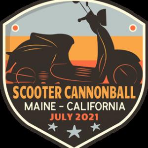 SCOOTER CANNONBALL: Μαραθώνιο ράλι 7.200 χιλιομέτρων στις ΗΠΑ με σκούτερ !