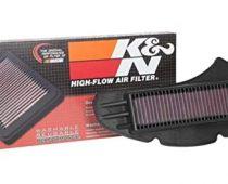 K&N: Φίλτρο αέρα για Yamaha ΝΜΑΧ 125, ΝΜΑΧ 155 (2015 – >)