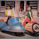 MAICO MOBIL 1950-1958: Αυτοκίνητο σε δύο ρόδες