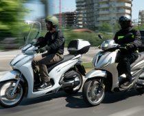 Honda SH350i vs Piaggio Beverly 300: Σύγκριση αλά ιταλικά