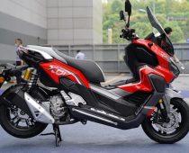 LONGJIA XDV 300i 2022: Με κινητήρα Piaggio!